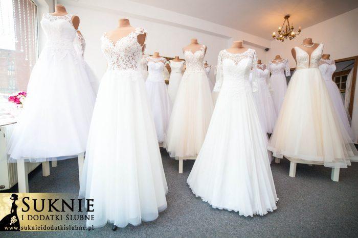 suknie ślubne Katowice